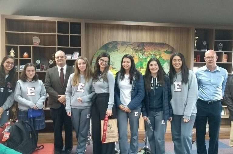 Ensino Médio participa do University Days