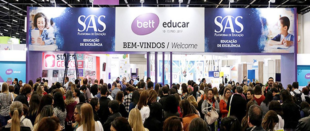 Equipe Everest no BETT Educar 2018